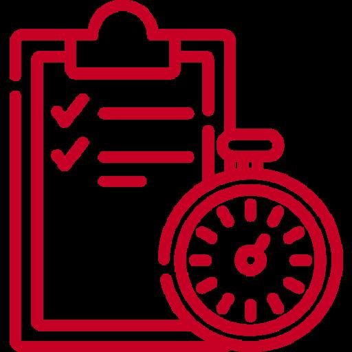 Healthcare clipboard icon