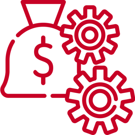 Healthcare funds icon