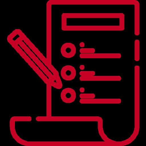 Planning checklist icon