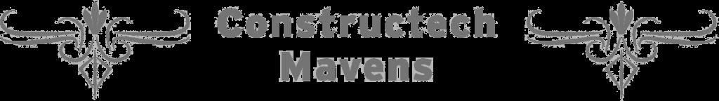 Logo of constructech mavens.