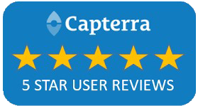 Capterra construction software review platform logo