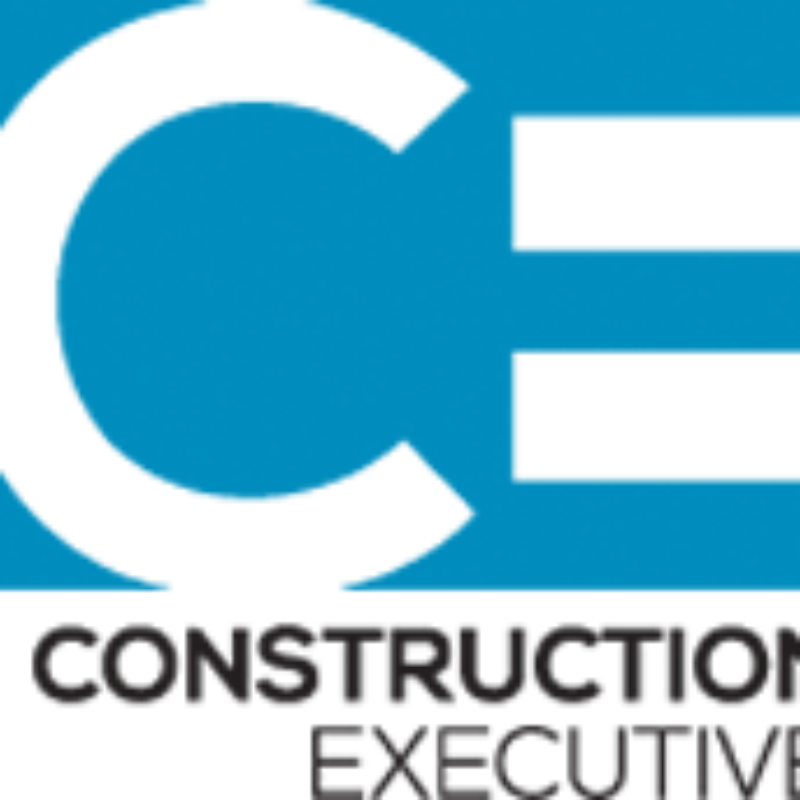 Construction Executive Logo for Projectmates software.
