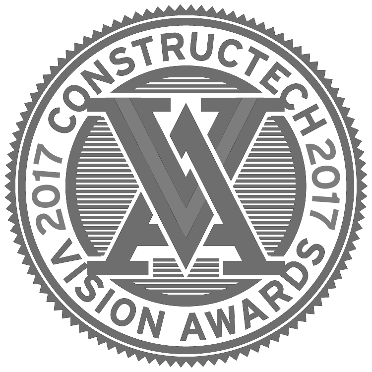 Logo of constructech vision awards 2017