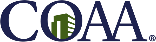 Logo for Construction Owners Association of America