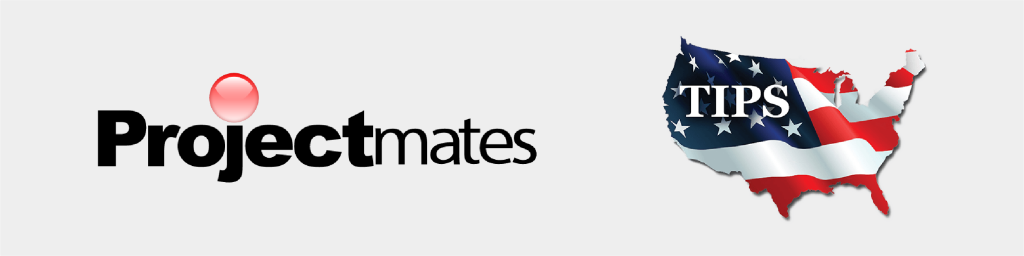 Projectmates and TIPS header image