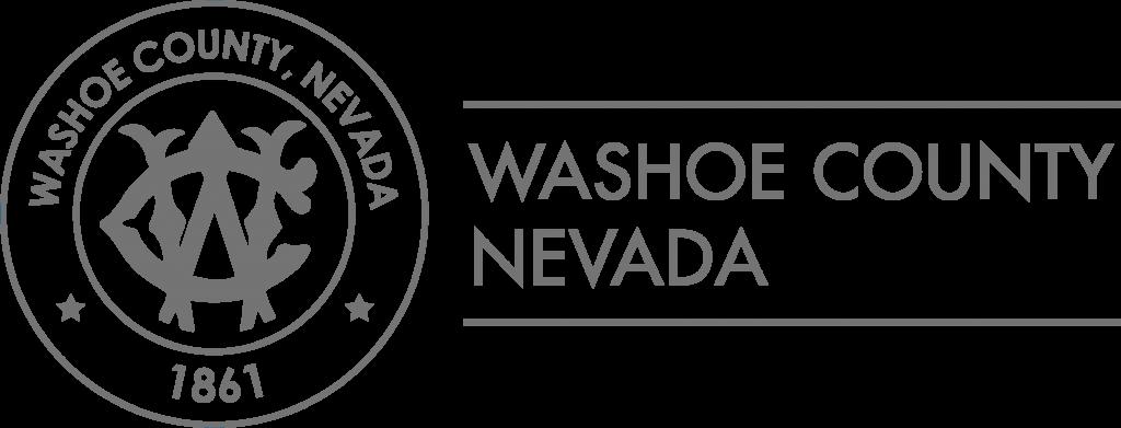 grey Washoe County logo