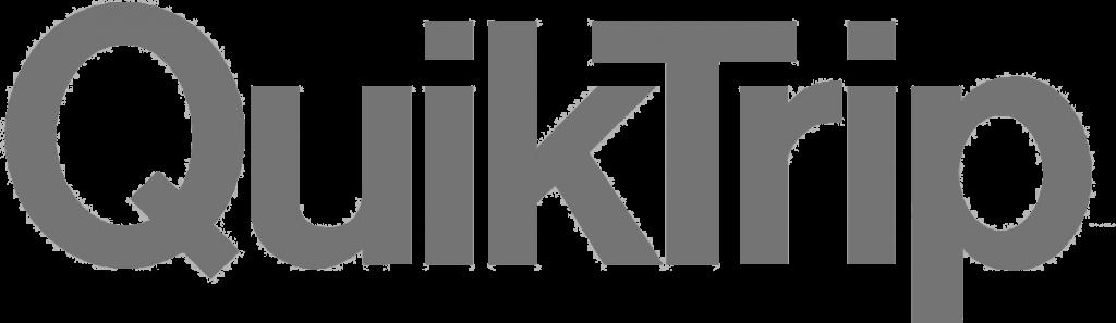 grey Quiktrip logo